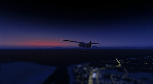 Limitation des vols de nuit